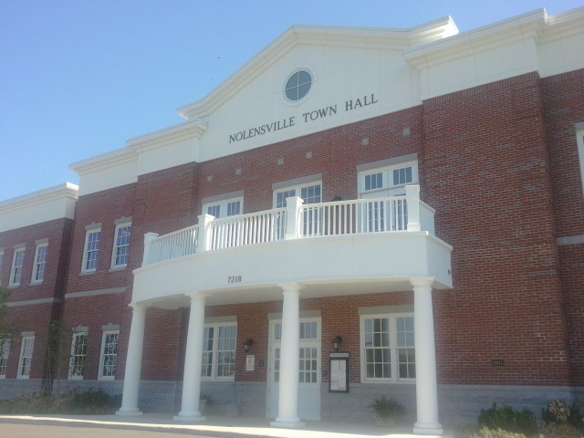 Nolensville Tennessee Town Hall