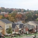 Bent Creek subdivision in Nolensville Tennessee